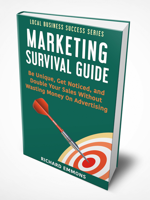 Marketing Survival Guide by Richard Emmons