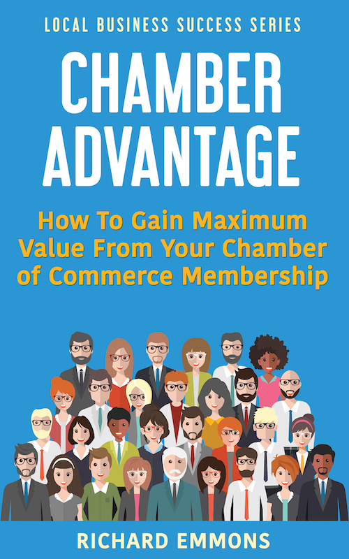 Chamber Advantage book cover